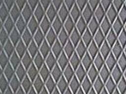"""Лист алюмінєвий """"Ромб"""" 0, 5х1200х2000мм"""
