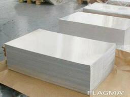 Лист алюминиевый алюминий дюраль ГОСТ 2*1500*3000 Д16АТ...