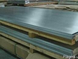 Лист алюминиевый 1,0 мм АДО, АД0Н, АМг, АМц, Д16