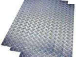 Лист алюминиевый ВД1Н 3,0*1500*4000 Алмаз купить цена ГОСТ - фото 1