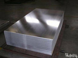 Плита алюминиевая 120х1500х2400В95