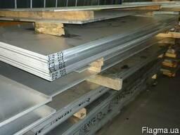 Плита алюминиевая 10х1200х1000 АД31