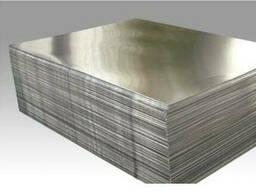 Плита алюминиевая 5084 (АМГ5) 120*1570*3025 пил