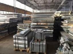 Плита алюминиевая В95 80х1200х3000мм