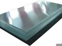 Лист нержавейка матовый сталь AISI 321 2B цена купить