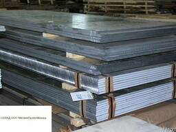 Лист алюминиевый 3 мм 1200х3000 АМГ3М купить ГОСТ
