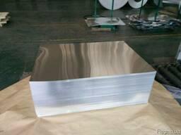 Лист алюминиевый 6082Т6 (АД35Т6) 2х1000х2000 мм