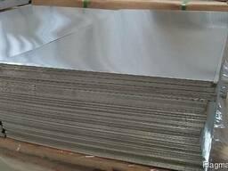 Лист алюминиевый 1050 (АД0) 2х1000х2000 мм