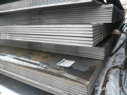 Лист алюминиевый АМГ5-6 5,0 (1,5х3,0) 5083 Н111