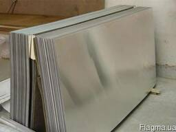 Лист алюминиевый 1050 (АДО) 4,0х1500х3000 1050 Н14/Н24