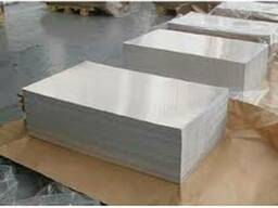 Лист алюминиевый 5754 (аналог АМГ3)1, 5*1000*2000 mm 5754 Н