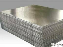 Лист алюминиевый (дюраль) 30*1520*3020 mm 2017 T451