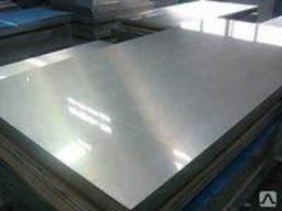 Лист алюминиевый гладкий 5, 0х1500х3000 мм 5754 (АМГ-3)