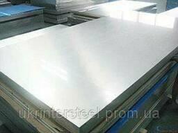 Лист алюминиевый гладкий 2, 0х1500х3000 мм 5754 (АМГ-3)