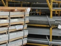 Лист алюминиевый рифленный АД0 1.5х1500х3000 мм