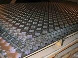 Алюминиевый лист рифленый 2,5 мм наличие купить - фото 1