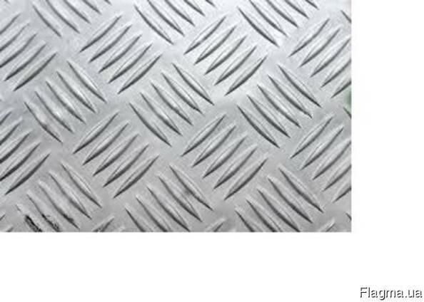 Лист алюминиевый рифленый, 2х1250х2500мм, купить, цена,