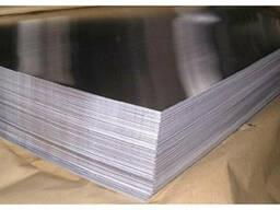 Лист алюминиевый0, 5*1000*2000 mm Aliuminio lakštas 1050 H24