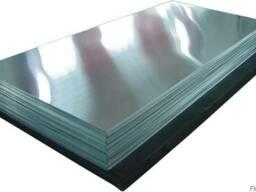 Лист алюминий 22 - 40 ГОСТ цена купить порезка