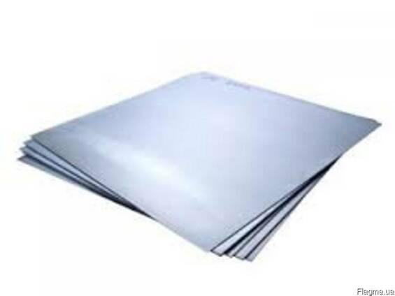 Лист жаропрочный 2мм нержавеющий сталь 20Х23Н18