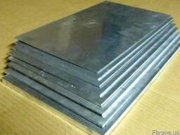 Лист Титановый ВТ5-1 Плита 8 10 12 14 16 18 20 22 25 30 35мм