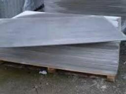 Лист асбестовый (шифер плоский) 10х1200х3000