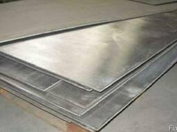 Свинец лист 8, 0*1000х2000 - 91, 2 кг