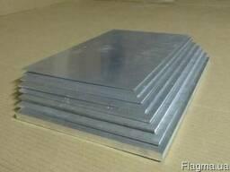 Плоский прокат алюминиевый сплав Д16Т