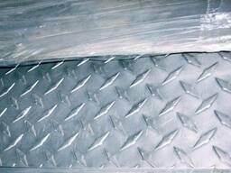 Лист дюралевый алюминий 1.5мм, 2.0 мм