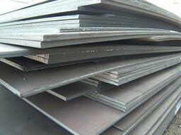 Лист стальной из низколегированной стали 09Г2С
