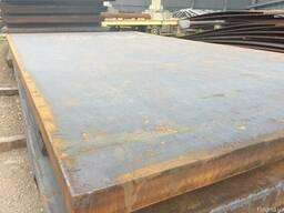 Лист г. к. сталь 20 толщиной 6-150мм