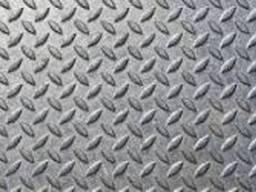 Лист г/к рифл. 5 мм (1,5х6) ст.3СП (НЛМК)