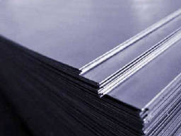 Лист металлический холоднокатаный 08кп 0, 8мм 1х2м