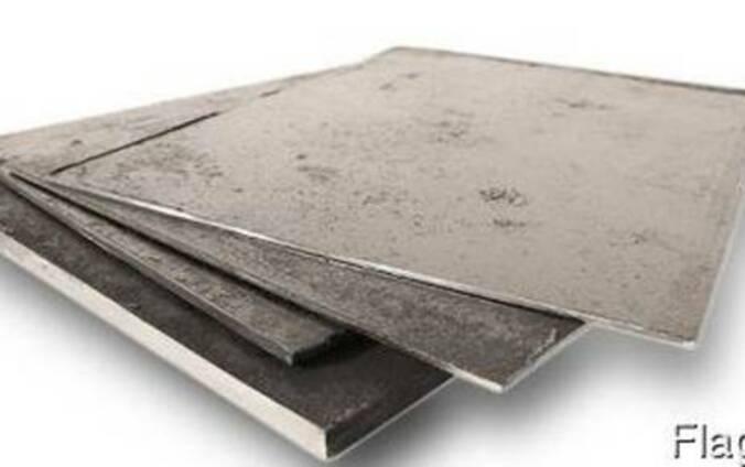 Лист горячекатаный сталь 10 мм 1,5х6 м