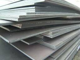 Лист горячекатаный сталь 65Г раскрой 3х1000х2000 мм