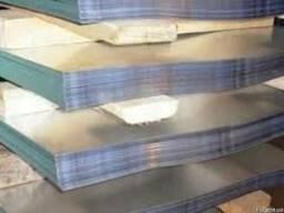 Лист сталь AISI 0, 5*1000*2000 mm AISI 430 ВА