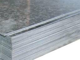 Лист оцинкованный 2, 5х1250х2500 мм купить дешево