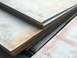 Лист стальной 60мм. , 70мм. , 80х2000х6000мм. , сталь 20, 45, 09Г2С