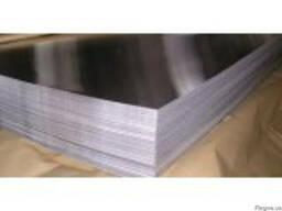Лист н/ж 0, 6 (1, 0х2, 0) 4N PVC ціна купити гост доставка