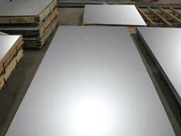 Лист н/ж 1,5х1250х2500, технич, пищ, матов, зеркальн.