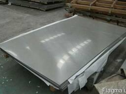 Лист нержавеющий 8,0х1500х6000 мм AISI 321