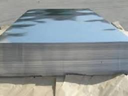 Лист нержавеющий AISI 430 2, 0х1000х2000мм