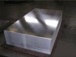 Лист нержавеющий 0,4 мм 1х2 AISI 430 BA/PE
