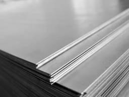 Лист наржавеющий (полоса) 1, 2 мм 12Х18Н10Т AISI 321 1. 4541