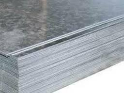 Н/ж лист 0, 5x1000x2000 AISI 201 2B