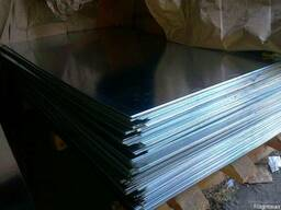 Лист н/ж 2 мм 1, 25х2, 5 AISI 304 2B