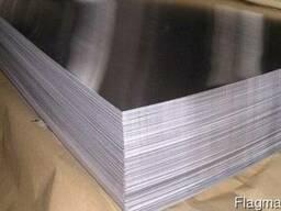Лист нержавеющий 25 мм AISI304, AISI430 зеркальный, матовый