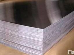 Лист Нержавеющий Пищевой АISI 304 0, 5х1250х2500 мм