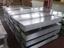 Лист алюминиевый гладкий 20х1020х2020 мм 5754 (АМГ-3)
