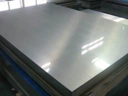 Лист алюминиевый гладкий 1, 0х1000х2000 мм 5754 (АМГ-3)
